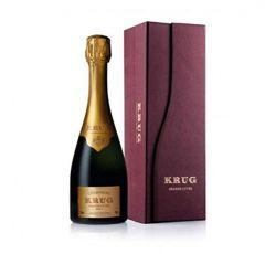 Krug - Champagne Grande Cuvee 0,375 lt. Con Astuccio MEZZA BOTTIGLIA