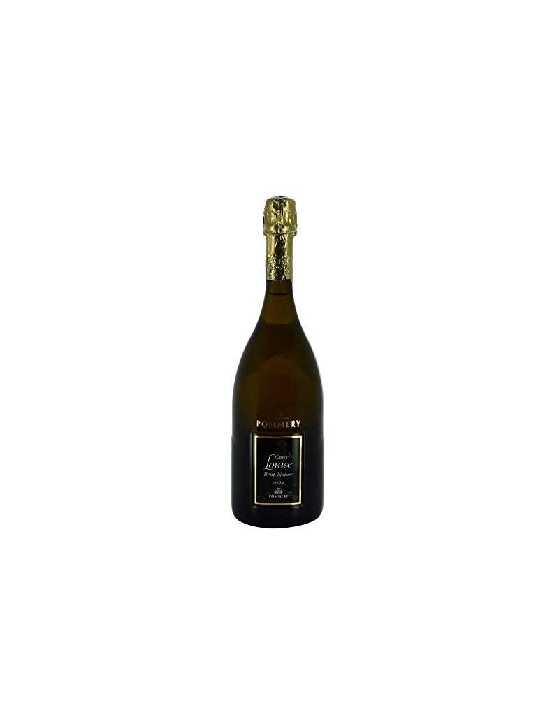 Pommery - Champagne Cuvee Louise Brut Nature 2004 0,75 lt.