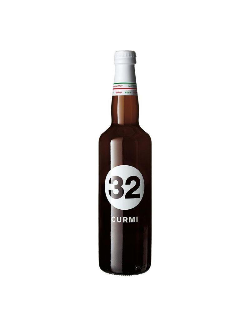 "Birra 32 Via dei Birrai ""CURMI"" 0,75 lt."