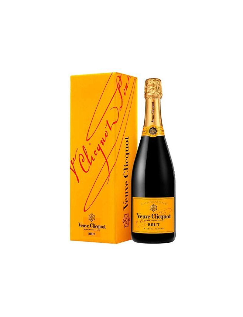 Veuve Clicquot - Champagne Yellow Label Astucciato 0,75 lt.