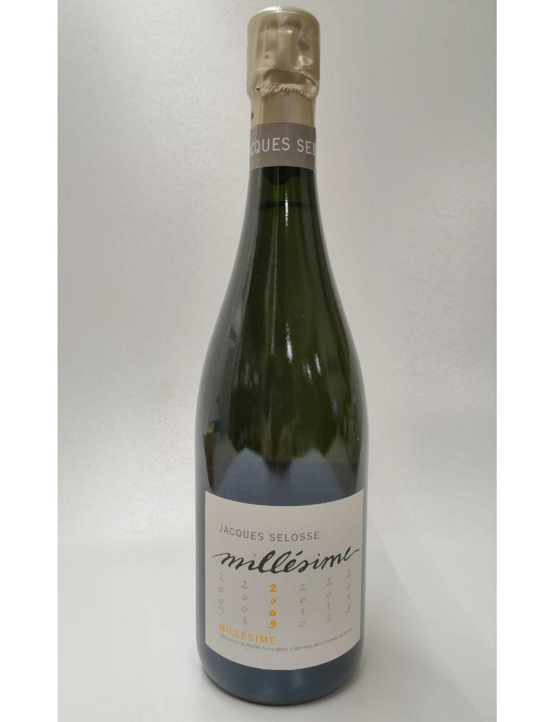 Jacques Selosse - Champagne Millésime 2009 0,75 lt.