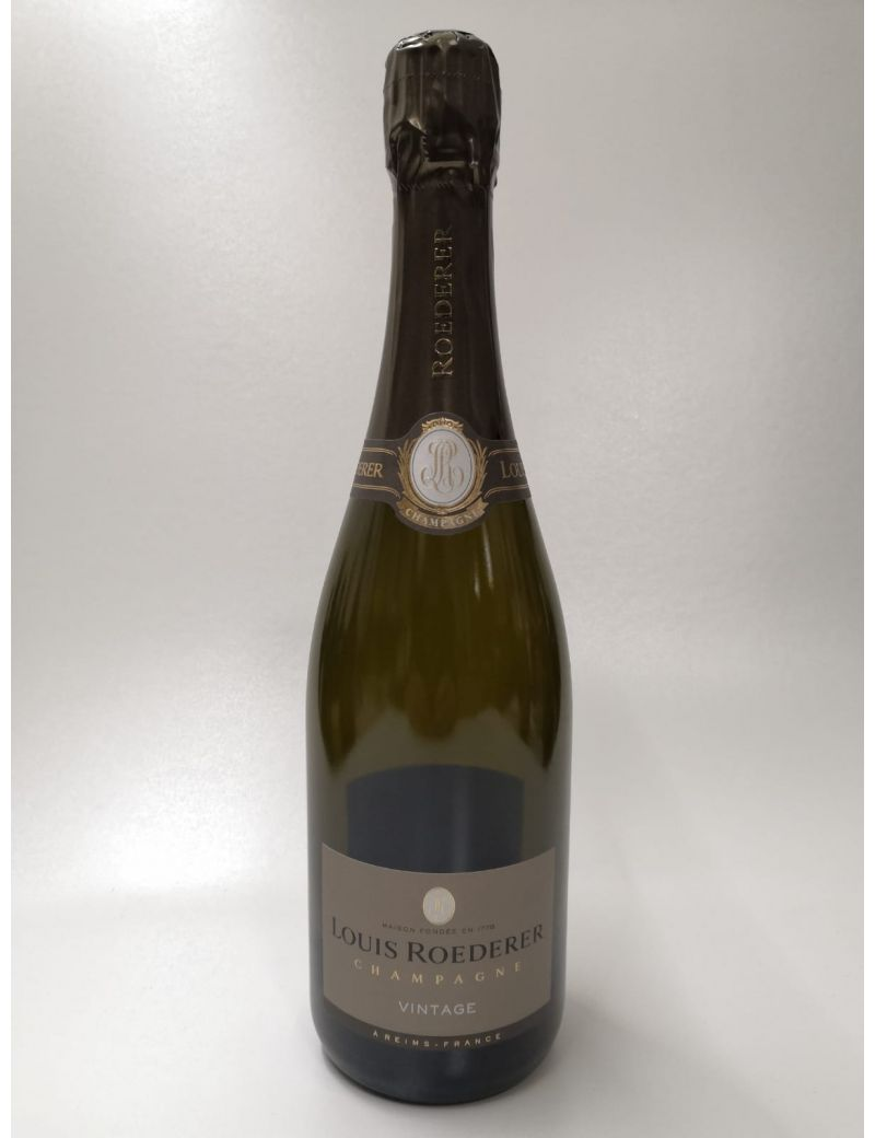 Bottiglia Factice VUOTA per Vetrina Champagne Louis Roederer Vintage 0,75 lt.