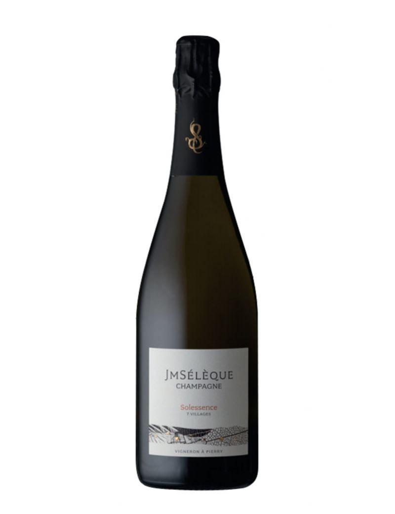 """Jm Seleque - Champagne """"Solessence"""" Extra Brut 0,75 lt."""