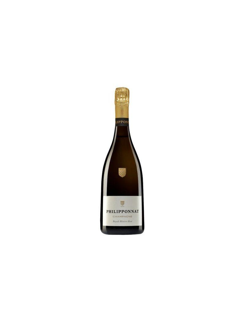 """Philipponnat - Champagne """"Royale Réserve Brut"""" 0,75 lt."""