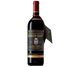 Biondi Santi - Brunello di Montalcino Riserva DOCG Tenuta Greppo 2012 0,75 lt.