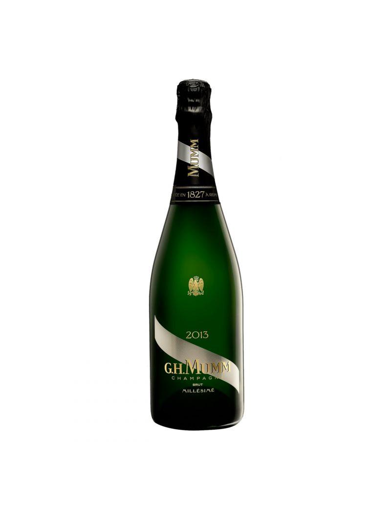 G.H. Mumm - Champagne Brut Millèsime 2013 0,75 lt.