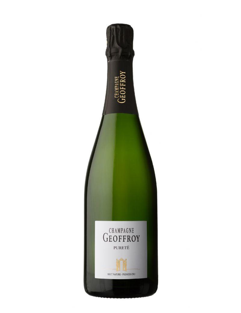 """Geoffroy - Champagne """"Pureté"""" Premier Cru Pas Dosè 0,75 lt."""