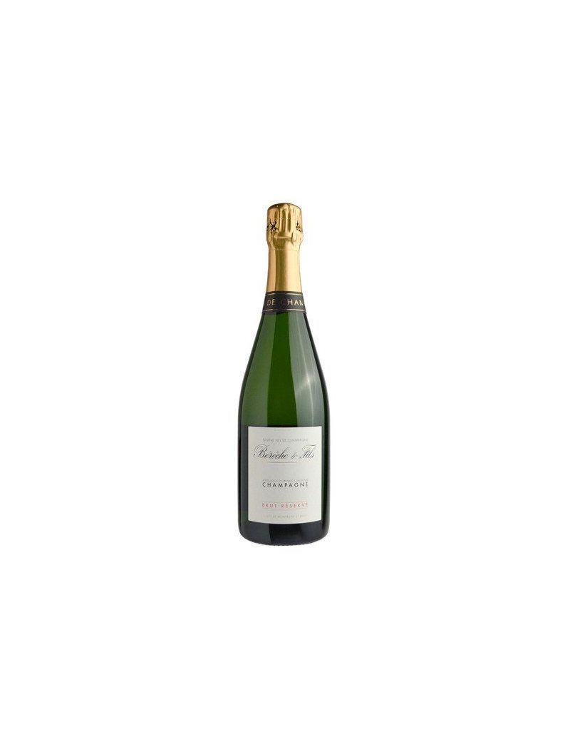 """Bereche & Fils - Champagne """"Brut Reserve"""" 0,75 lt."""