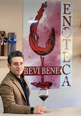 Enoteca Bevi Bene Asti Raffael